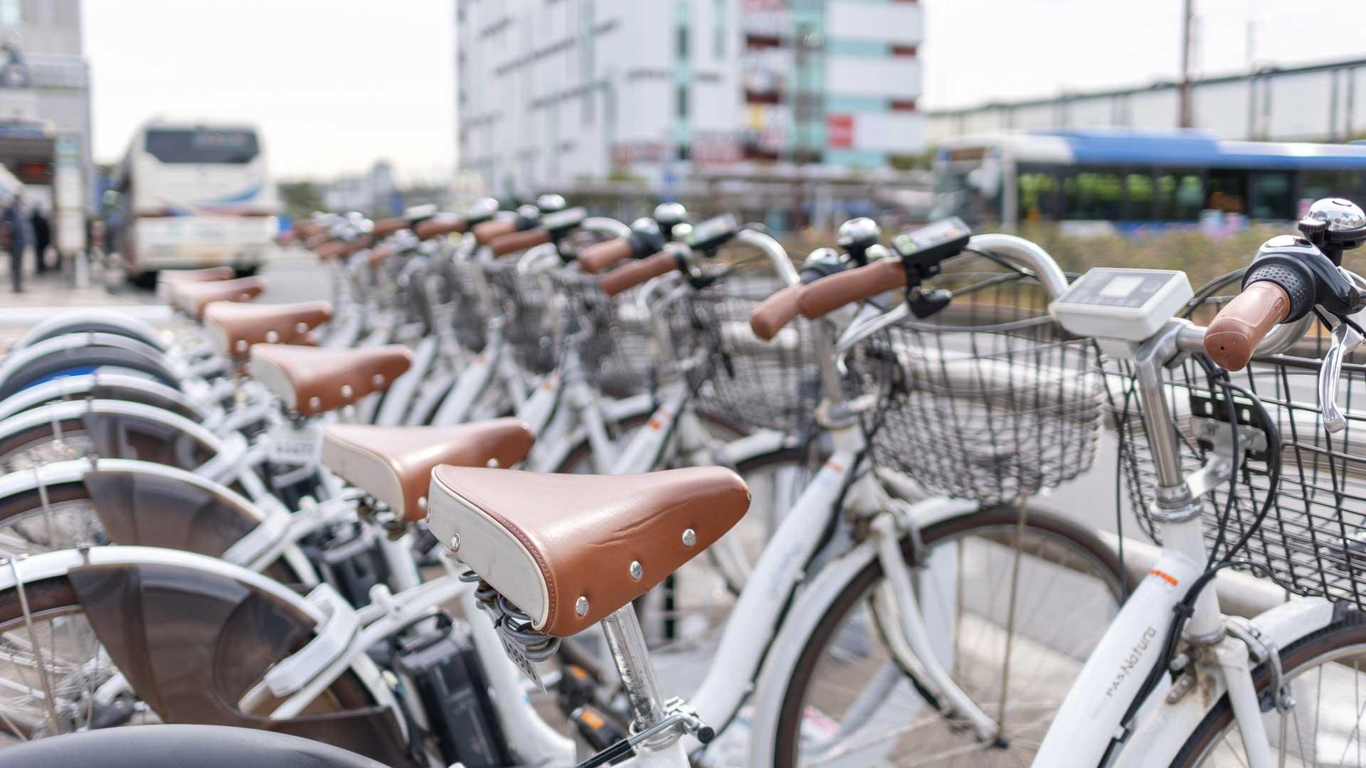 家族型自転車保険